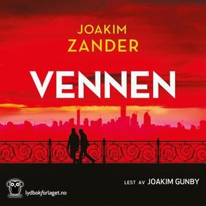 Vennen (lydbok) av Joakim Zander
