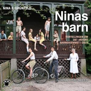 Ninas barn (lydbok) av Nina F. Grünfeld, Nina