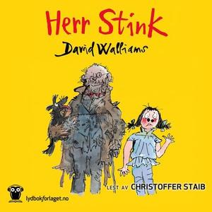 Herr Stink (lydbok) av David Walliams