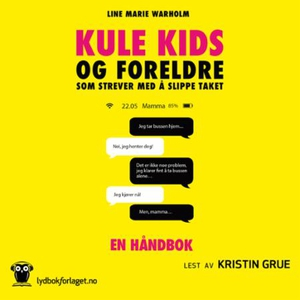 Kule kids (lydbok) av Line Marie Warholm