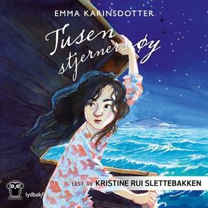 Tusen stjerners øy (lydbok) av Emma Karinsdot