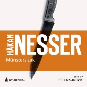 Münsters sak (lydbok) av Håkan Nesser