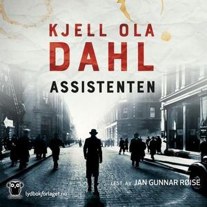 Assistenten (lydbok) av Kjell Ola Dahl