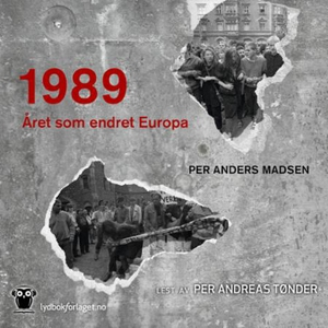 1989 (lydbok) av Per Anders Madsen