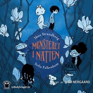 Monsteret i natten (lydbok) av Mats Strandber
