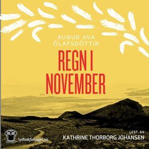 Regn i november (lydbok) av Auður Ava Ólafsdó