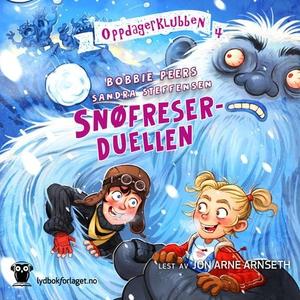 Snøfreserduellen (lydbok) av Bobbie Peers