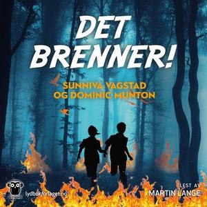 Det brenner! (lydbok) av Dominic Munton, Sunn