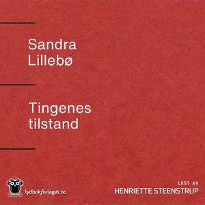 Tingenes tilstand (lydbok) av Sandra Lillebø