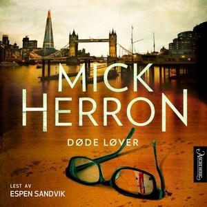 Døde løver (lydbok) av Mick Herron