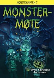 Monstermøte (ebok) av Ewa Christina Johansson
