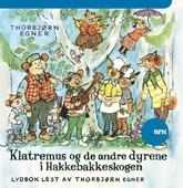 Klatremus og de andre dyrene i Hakkebakkeskogen