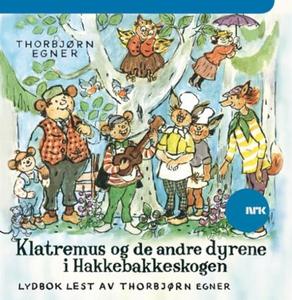 Klatremus og de andre dyrene i Hakkebakkeskog