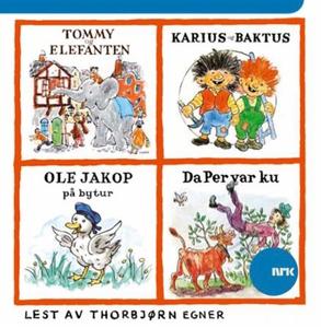 Tommy & Elefanten ; Karius og Baktus ; Ole Ja