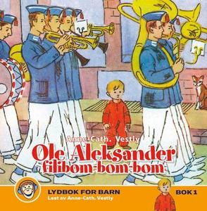 Ole Aleksander filibom-bom-bom (lydbok) av An