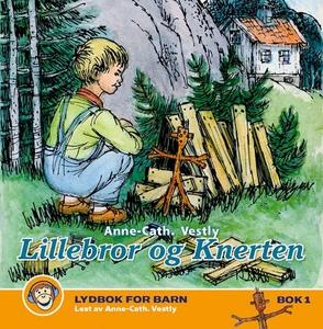 Lillebror og Knerten (lydbok) av Anne-Cath. V