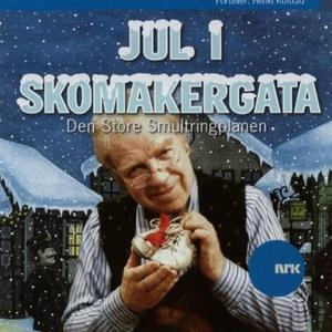 Jul i Skomakergata (lydbok) av Bjørn Rønninge