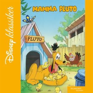 Mamma Pluto (lydbok) av