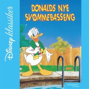 Donalds nye svømmebasseng (lydbok) av