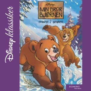 Min bror bjørnen (lydbok) av