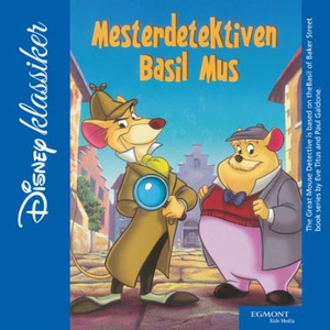 Mesterdetektiven Basil Mus (lydbok) av