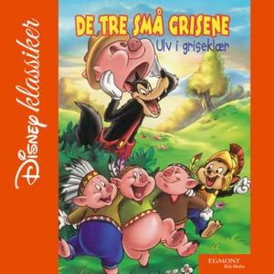 De tre små grisene (lydbok) av