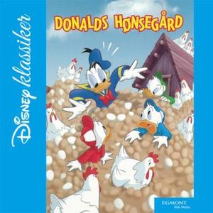 Donalds hønsegård (lydbok) av
