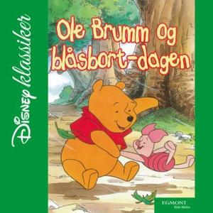 Ole Brumm og blåsbort-dagen (lydbok) av