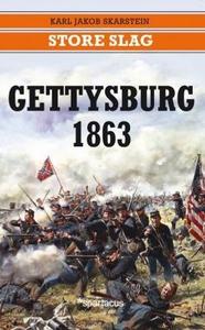 Gettysburg 1863 (ebok) av Karl Jakob Skarstei