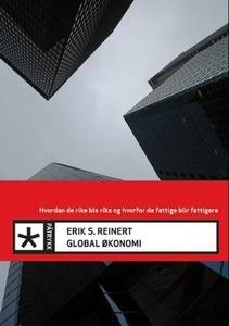 Global økonomi (ebok) av Erik S. Reinert