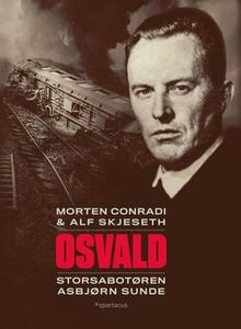Osvald (ebok) av Morten Conradi, Alf Skjeseth