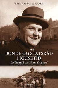 Bonde og statsråd i krisetid (ebok) av Hans-M
