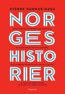 Norgeshistorier (ebok) av Sverre Gunnar Haga