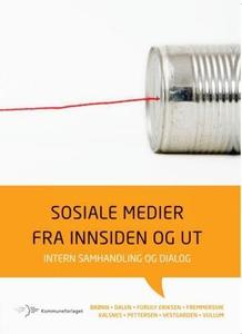 Sosiale medier fra innsiden og ut (ebok) av P