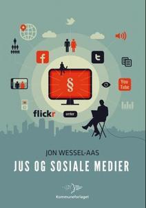Jus og sosiale medier (ebok) av Jon Wessel-Aa