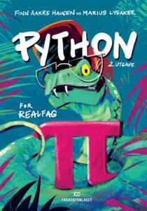 Python for realfag (ebok) av Finn Aakre Hauge