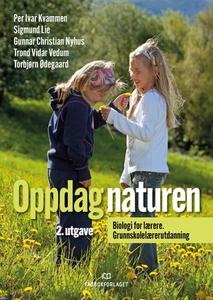 Oppdag naturen (ebok) av Per Ivar Kvammen, Si