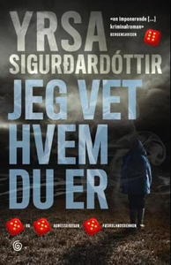 Jeg vet hvem du er (ebok) av Sigurdardóttir Y
