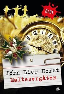 Maltesergåten (ebok) av Jørn Lier Horst