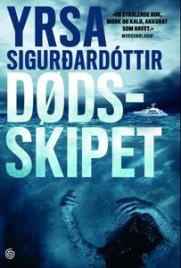 Dødsskipet (ebok) av Sigurdardóttir Yrsa, Yrs