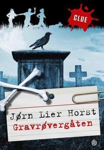 Gravrøvergåten (ebok) av Jørn Lier Horst