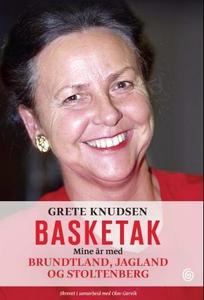 Basketak (ebok) av Grete Knudsen