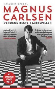 Magnus Carlsen (ebok) av Hallgeir Opedal