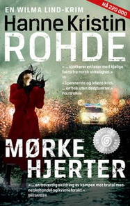 Mørke hjerter (ebok) av Hanne Kristin Rohde