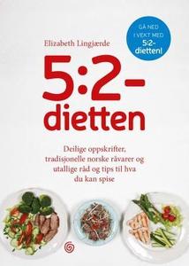 5:2 dietten (ebok) av Elizabeth Lingjærde