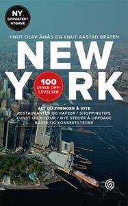 New York (ebok) av Knut Olav Åmås,  Åmås, Knu