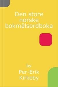 Den store norske bokmålsordboka (ebok) av Per