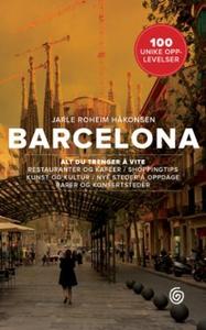 Barcelona (ebok) av Håkonsen, Jarle, Roheim