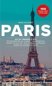 Paris (ebok) av Hege Duckert