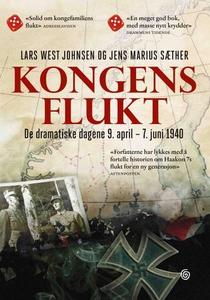 Kongens flukt (ebok) av Lars West Johnsen, Je